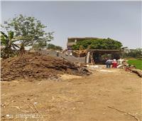 زراعة المنوفية: 914 إجمالى حالات التعديات على الأراضي الزراعية