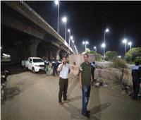 حملات نظافة ليلية بشوارع حى وسط مدينة الأقصر