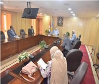محافظ أسيوط:التواجد الميداني ومتابعة تنفيذ المشروعات «ضرورة»