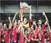 بطولة كأس الأمم الأوروبية  منصات التتويج تبوح بأبطالها