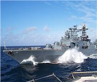 فيديو  الأسطول الروسي يجري مناورات بالمحيط الهادي