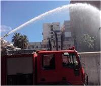 إصابة ٦ من أسرة واحدة فى حريق بقنا