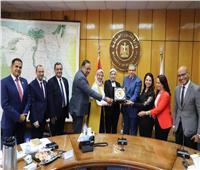 وزير القوى العاملة يستقبل وفدا من أعضاء تنسيقية شباب الأحزاب
