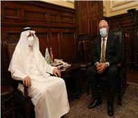 القصير يبحث مع وفد سعودي اشتراطات المملكة على الصادرات المصرية الطازجة