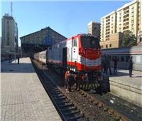 حركة القطارات| 25 دقيقة متوسط التأخيرات بين طنطا المنصورة دمياط