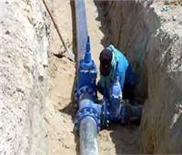 لمد مياه الشرب.. غلق جزئي بميدان الحرية في حدائق أكتوبر