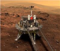 الروبوت الصيني «زورونج» يخلد آثاره على الكوكب الأحمر بصورة   فيديو