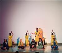 «عباد الشمس» يختتم عروض مسرح الجنوب بأسيوط | صور