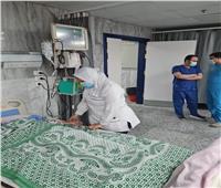 افتتاح وحدة الرعاية المركزة للأطفال بمعهد السكر والغدد الصماء