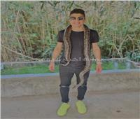 صورة جديدة لـ«عبد الغني» نجم الزمالك
