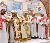 كنائس الإيبارشية بالقاهرة والدلتا تحتفل بـ«عيد الصعود المجيد»