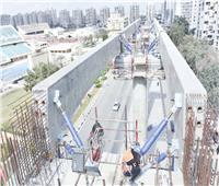 «مدبولى» يتفقد أعمال تنفيذ مونوريل «العاصمة الادارية الجديدة - مدينة نصر»
