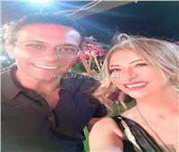 آسير ياسين ولقاء الخميسي ومنى زكي في حفل زفاف محمد فراج | صور