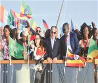 العـودة إلى القارة السمراء.. رئاسة ناجحة للاتحاد الأفريقي