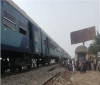 نيابة المنيا تصرح بدفن جثتين لشابين صدمهما قطار