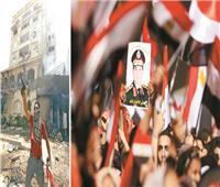 الإخوان إلى زوال .... تم استئصال الإرهاب بتضحية شعب وفدائية قائد