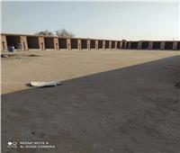 نقل 42 ورشة ومحل متعارضة مع محور الفردوس لسوق أبو المكارم
