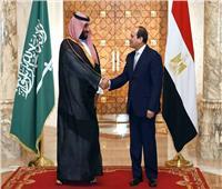 لقاء الرئيس السيسي وولي عهد السعودية في شرم الشيخ يتصدر اهتمامات الصحف