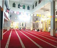 المسجد الكبير بشطانوف يتألق بعد التطوير