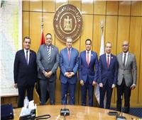 سعفان يلتقى أعضاء تنسيقية شباب الأحزاب ومجلسي النواب والشيوخ