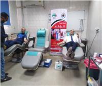 إنطلاق حملة التبرع بالدم في جميع مراكز الشباب بمحافظة أسيوط