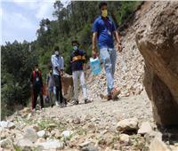 كيف واجهت الهند فيروس كورونا في القرى النائية؟.. صور