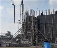 بتكلفة 120 مليون جنيه..إنشاء محطة صرف صحي بقرية ميت جابربالشرقية