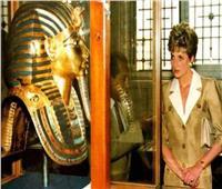 من ألبوم الذكريات .. جميلات العالم يزرن المتحف المصري بالتحرير | صور