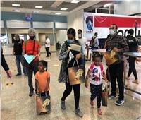 مطار شرم الشيخ يستقبل أولى الرحلات الوافدة من مالبينسا الإيطالية
