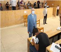 5219 طالب وطالبة يؤدون الامتحانات بجامعة جنوب الوادي