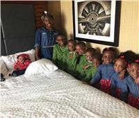 بعد التوأم الخماسي.. أمريكية تنتظر طفلها الـ 15