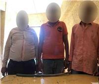 حبس المتهمين بسرقة خزينة مطعم في الهرم