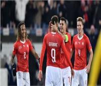 «يورو 2020»| سويسرا  تسجل الهدف الأول فى شباك «ويلز».. فيديو
