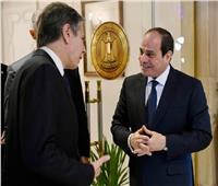سر الرسالة الخاصة من «بايدن» لمصر.. نقلها «بلينكن»