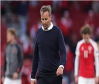 يورو ٢٠٢٠  مدرب الدنمارك: تعرضنا للاستنزاف جسديًا وعاطفيًا بسبب «إيركسين»