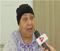 فاطمة كشري: استنجدت بالرئيس السيسي والحمد لله ربنا كرمني | فيديو