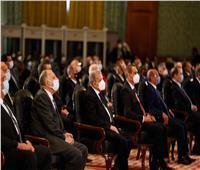 رئيس قضايا الدولة بالجلسة الافتتاحية لمؤتمر المحاكم الدستورية الأفريقية