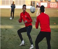بعد وصوله للقاهرة.. بدر بانون ينتظم في تدريبات الأهلي الليلة