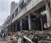 مصرع 11 وإصابة 37 في انفجار غاز بشمال الصين| فيديو