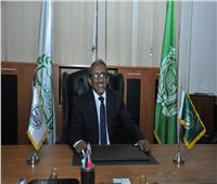 «محمدي أحمد» يمارس عمله أمينا عاما لمجلس الوحدة الاقتصاديةالعربية