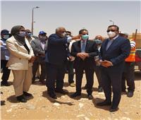 تعاون بين  محافظتي الغربية والوادي الجديد لتخصيص 2500 فدان للجذب السكاني