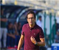 أحمد سامي يضع الرتوش النهائية على خطة عبور بيراميدز في الدوري