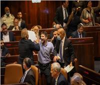 صور| فوضى في الكنيست الإسرائيلي.. بطلها زعيم «الصهيونية الدينية»