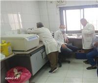 قافلة طبية مجانية بقرية عرب القداديح بـ«أسيوط»