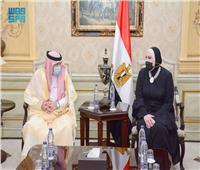 وزير التجارة السعودي يصل القاهرة في زيارة رسمية