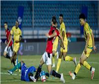 شادي محمد: المنتخب الأولمبي قدم أداءً جيداً في وديتي جنوب إفريقيا