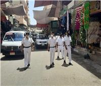 تحرير 296 محضرا في حملة مكبرة لإعادة النظام بالأقصر