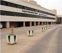 استهداف مطار بغداد الدولي بطائرة مسيرة مفخخة