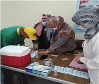 محافظ المنوفية يطلق مبادرة لتطعيم عمال منظومة النظافة ضد الإلتهاب الكبدي