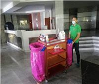 لجنة للمرور على الفنادق والمنشآت السياحية بمطروح